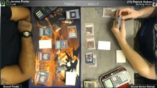 YGO: ARGCS Raleigh 2014: Finals: Burning Abyss (Patrick Hoban) VS Qliphort (Jerome Porter)