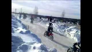 мотогонки в г.Комсомольск (Ивановской области)