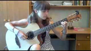 Download (Chris de Burgh) Lady in red - fingerstyle guitar cover MP3 song and Music Video