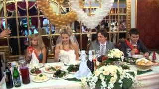 ВЕДУЩИЙ НА СОВРЕМЕННОЙ СВАДЬБЕ В МОСКВЕ. WEDDING(В этом ролике Вы увидите как проходят современные свадьбы в Москве. Мы постарались в 5 минут уместить весь..., 2012-04-15T20:48:30.000Z)