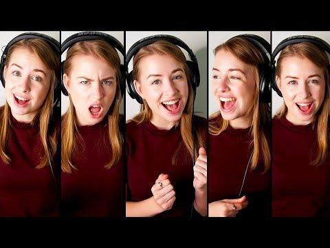 World News Polka - Anne Reburn on ABC World News Now