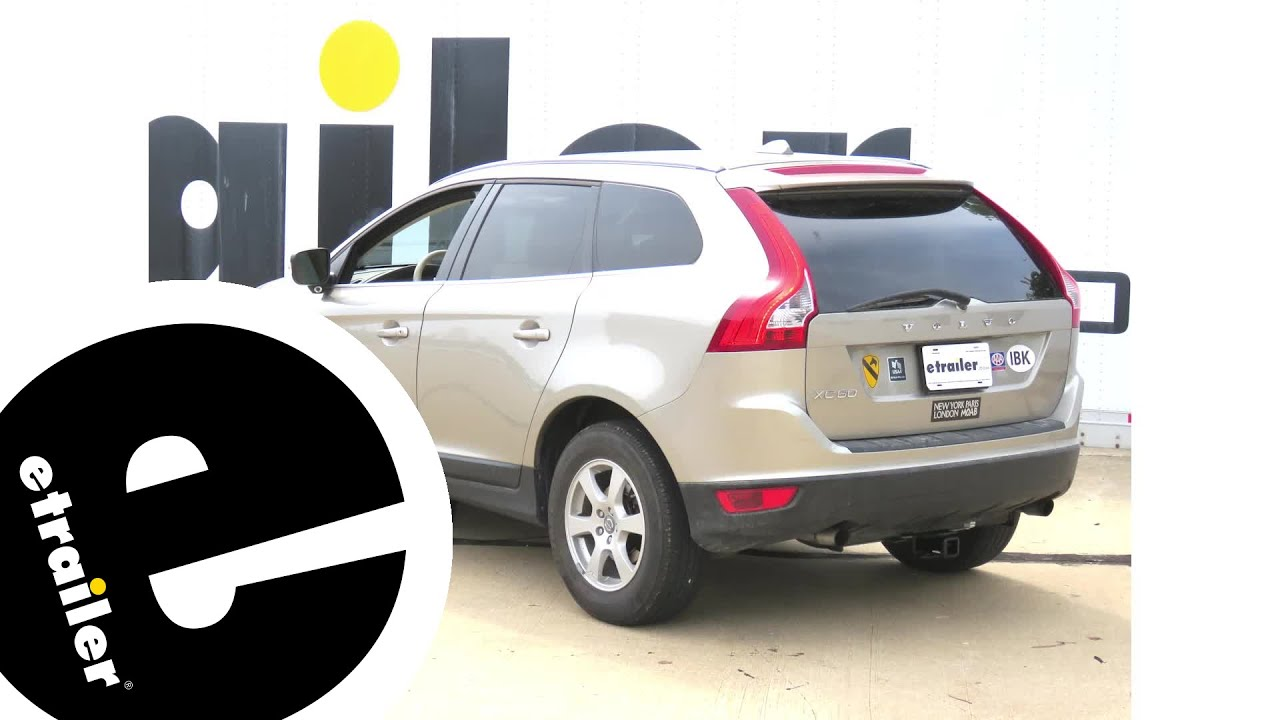 small resolution of t one vehicle wiring harness installation 2012 volvo xc60 etrailer com