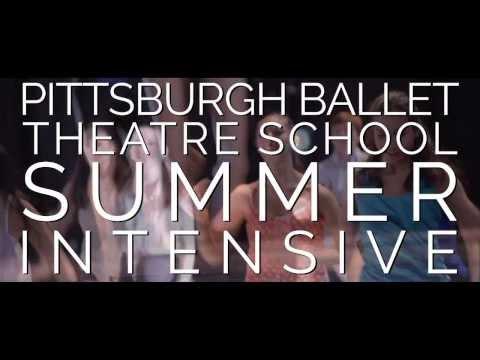Pittsburgh Ballet Theatre School Intensive Summer Program - 2014