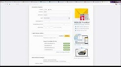 Web.de Sicherheitslücke, E-mail wiederherstellen Zugriff auf alten Account Kwick etc