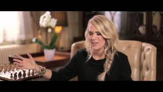 "Carrie Underwood: ""I don't really do love songs. I'm not a mushy person"""
