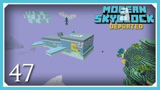 Видео: Modern Skyblock 3 Departed | Aether Legacy! | E47