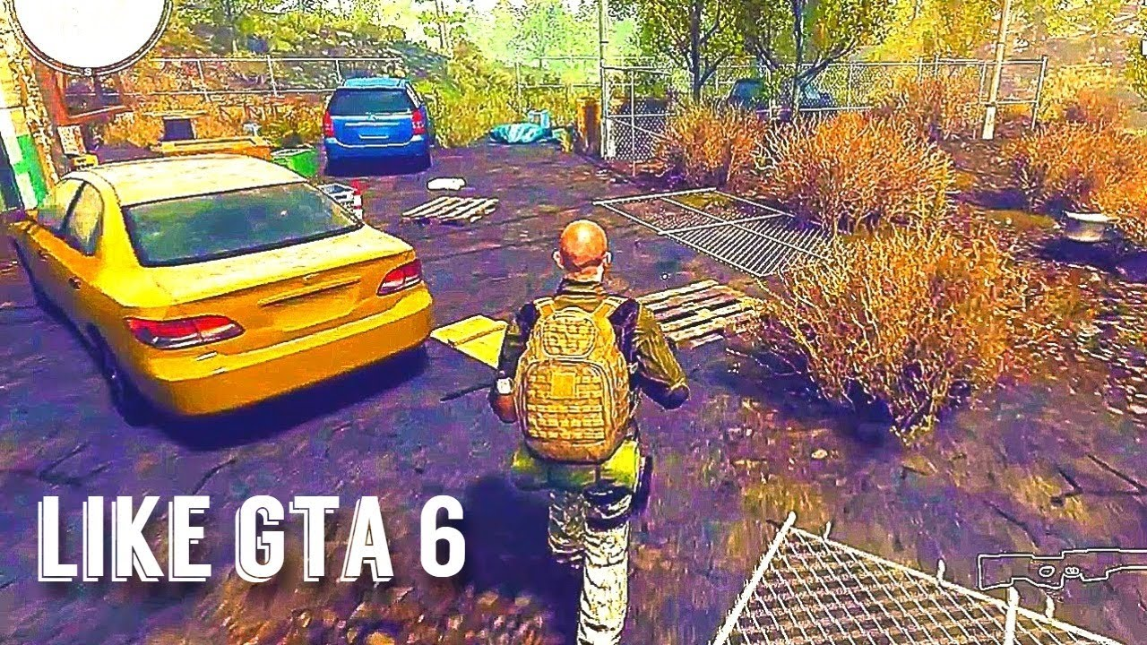 TOP 10 Games Like GTA 6 For Android/iOS [GameZone]