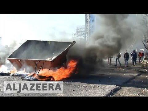 Palestine marks 'day of rage' with deadly protests
