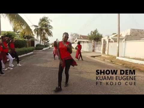 Kuami Eugene - Show Dem Dance Video - Kyses Studio