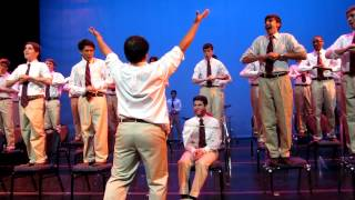 "Penn Glee Club - ""Run, Freedom, Run!"""