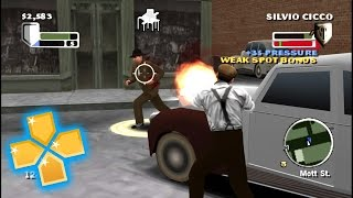 The Godfather Mob Wars PPSSPP Gameplay Full HD / 60FPS