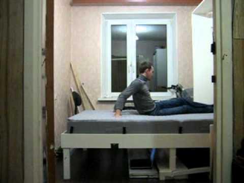 У нас вы можете заказать готовую мебель-трансформер. В продаже двуспальные и односпальные шкафы-кровати и столы-кровати для детей и для взрослых.