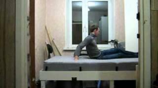 кровать трансформер( окончательный вариант )