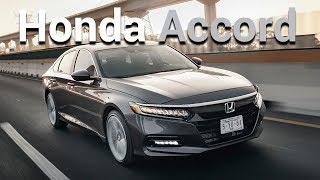 Honda Accord - Ahora es divertido y con mucho estilo | Autocosmos Video
