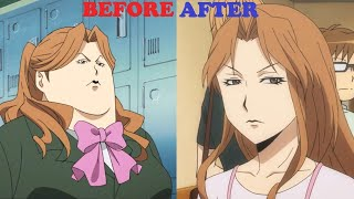 Funny Weight Loss/Gain in Anime