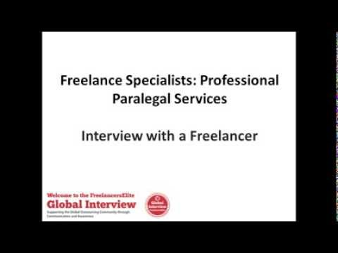 Freelance Specialists: Professional Paralegal Services