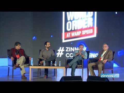 Panel  | True Valuation of Technology Businesses | Zinnov Confluence '17, Bangalore