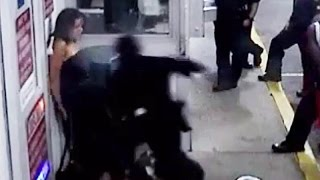 JSO Officer Punches Handcuffed Woman