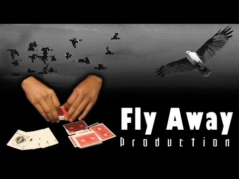 Easy Card Production For Beginners - Fly Away Production