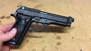 Video Beretta 92S Disassembly and Review - Classic Firearms Special! download MP3, 3GP, MP4, WEBM, AVI, FLV Juni 2018