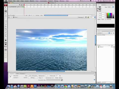 How To Insert Images Into Flash