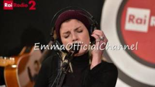 Emma Marrone - Intervista a Radio 2 Social Club - 06.12.16