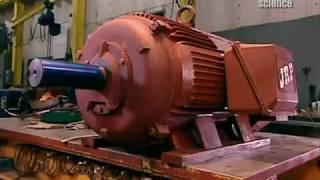 Процесс сборки / ремонта электродвигателя.(Данное видео,это пример не только производства,но и ремонта электродвигателей., 2010-07-05T20:33:31.000Z)