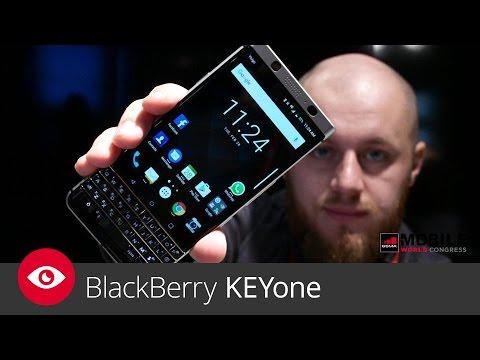 BlackBerry KEYone (MWC 2017)