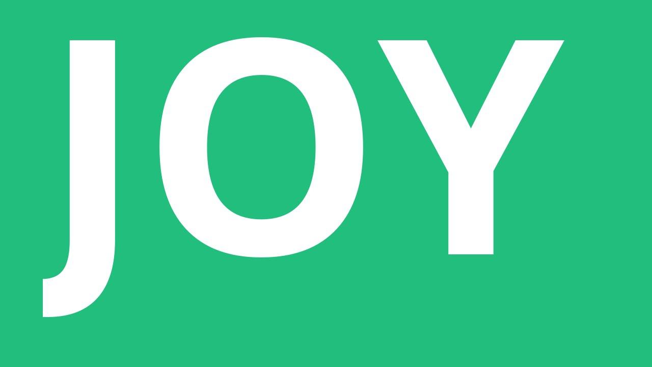 How To Pronounce Joy - Pronunciation Academy