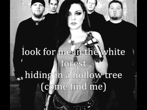 evanescence my last breathe karaoke/instrumental w/ lyrics