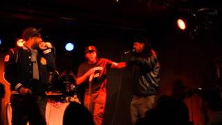 Rich Kidd W/ Tona & Adam Bomb Perform Track Off Natural Born Strangers