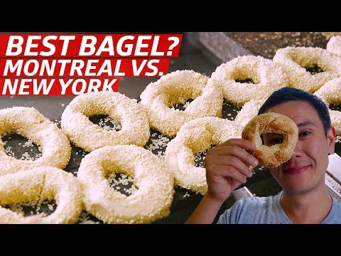 Does Montreal Make Better Bagels Than New York? — Dining On A Dime