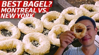 Does Montreal Make Better Bagels than New York? - Dining on a Dime