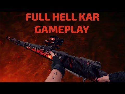 KAR98 HELL GAMEPLAY in Zula