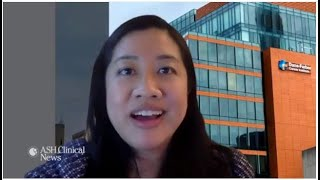 Jacqueline Garcia: Evaluating Venetoclax Plus Azacitidine in Patients with High-Risk MDS