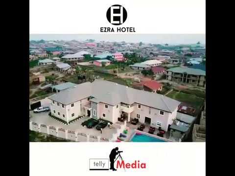 Ibadan City Aerial Shot