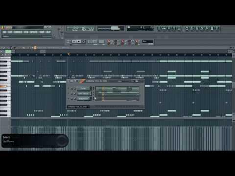 Importing MIDI Files Into FL Studio