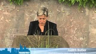 Israelkritikerin Judith Butler erhält Frankfurter Adorno-Preis