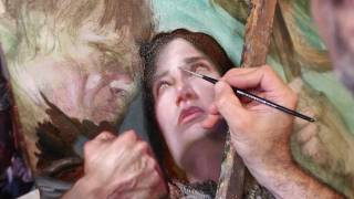 Painting Joan of Arc with Donato Giancola | Film Trailer, 2011