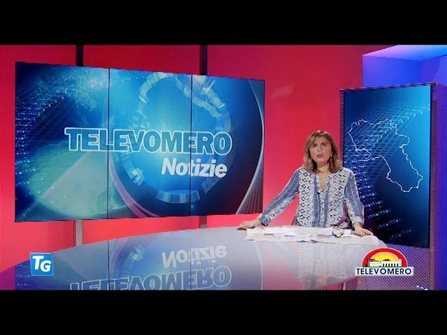 TELEVOMERO NOTIZIE 26 OTTOBRE 2020 EDIZIONE delle  20 30