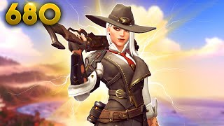 Ashe Goes SICKO Mode!! | Overwatch Daily Moments Ep.680 (Funny and Random Moments)