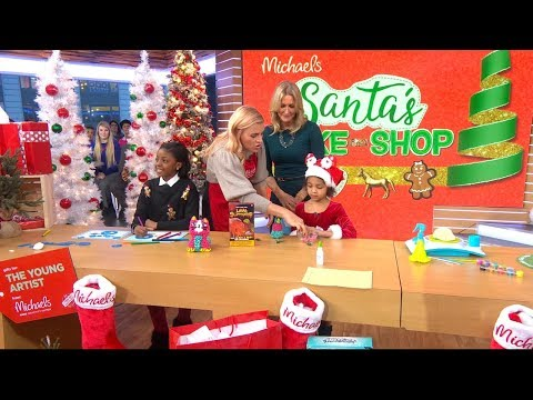 Download Youtube: Busy Philipps shares her favorite creative gifts for crafty children