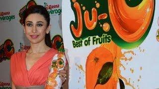 Actor Karisma Kapoor Launch Rasna JuC  - TV5