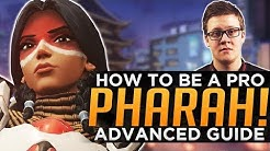 Overwatch: How to be a PRO Pharah! - Mangachu Advanced Guide