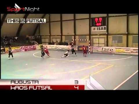 Sport Night – 8a Puntata – CALCIO A 5 – Serie A