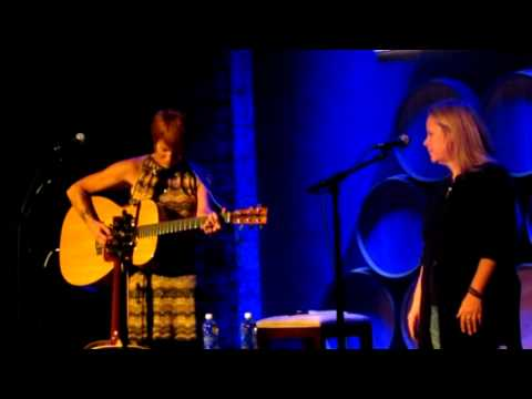 Shawn Colvin with Mary Chapin Carpenter-