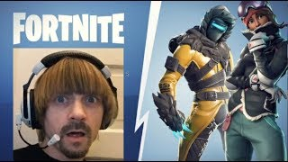 First Time Playing Fortnite 2018 -(Weird Paul) Funny Fails Cringe My Let's Play Bad Gameplay Videos