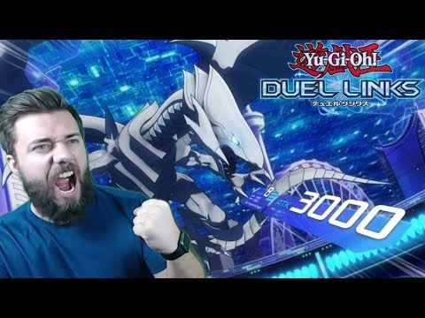 NO! NOT MY BLUE EYES WHITE DRAGON! | YuGiOh Duel Links Ranked PvP