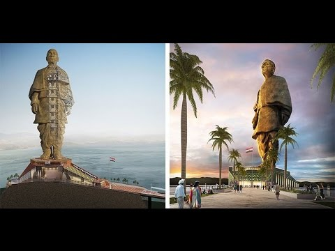 Image result for statue of unity in india