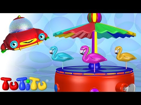 TuTiTu Toys   Carousel